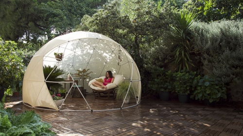 Photo du Garden Igloo