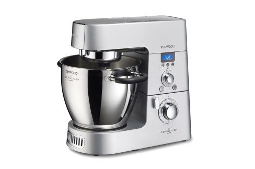 Test du Kenwood Cooking Chef (photo)