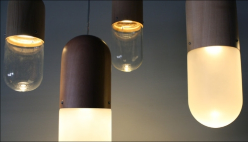 photo lampes pilule Pil