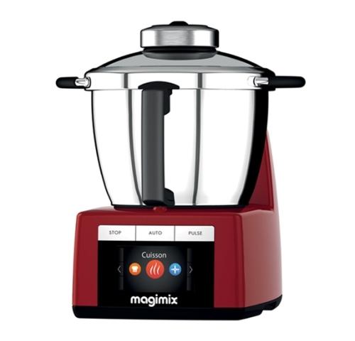 Test du Magimix 18900 COOK EXPERT (photo)