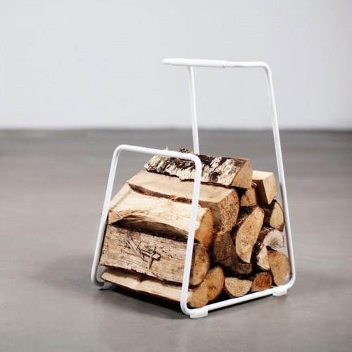 Panier bois design - Panier a bois design ...