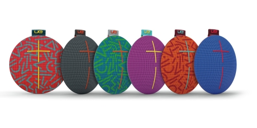 Photo enceinte UE Roll de Ultimate Ears