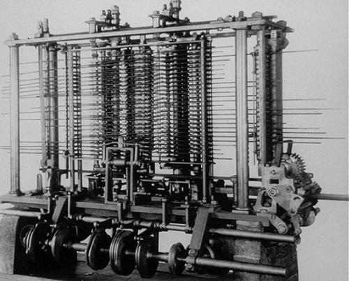 Le premier ordinateur est de retour - Invention premier ordinateur ...