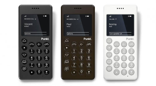 Photo du téléphone portable Punkt MP01