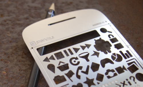 photo du Android Stencil Kit