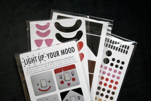 photo des stickers Light Up Your Mood