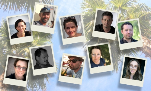 Equipe du Nice WordCamp 2018 (photo)